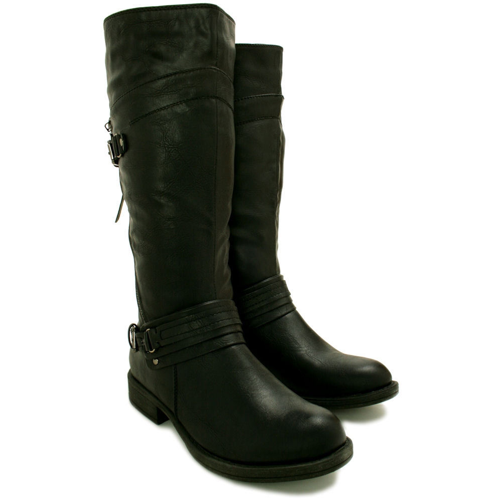 Find great deals on eBay for womens motorcycle boots knee high. Shop with confidence.
