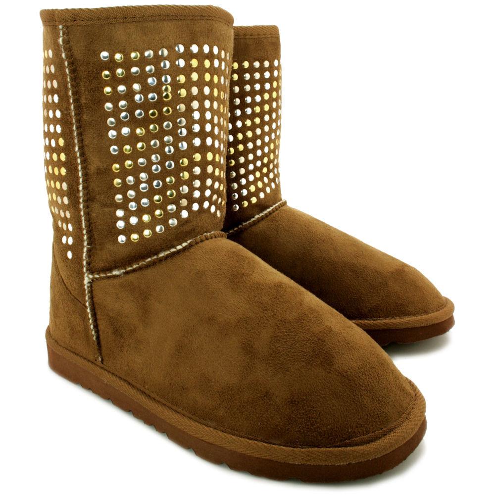 neu damen stiefeletten ankle boots schuhe flach gr 36 41. Black Bedroom Furniture Sets. Home Design Ideas