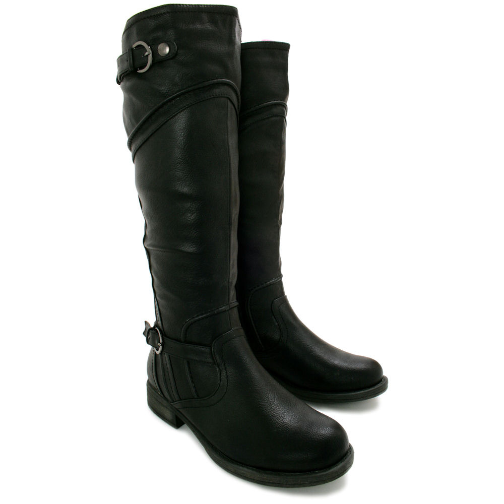knee high boots wide calf ireland