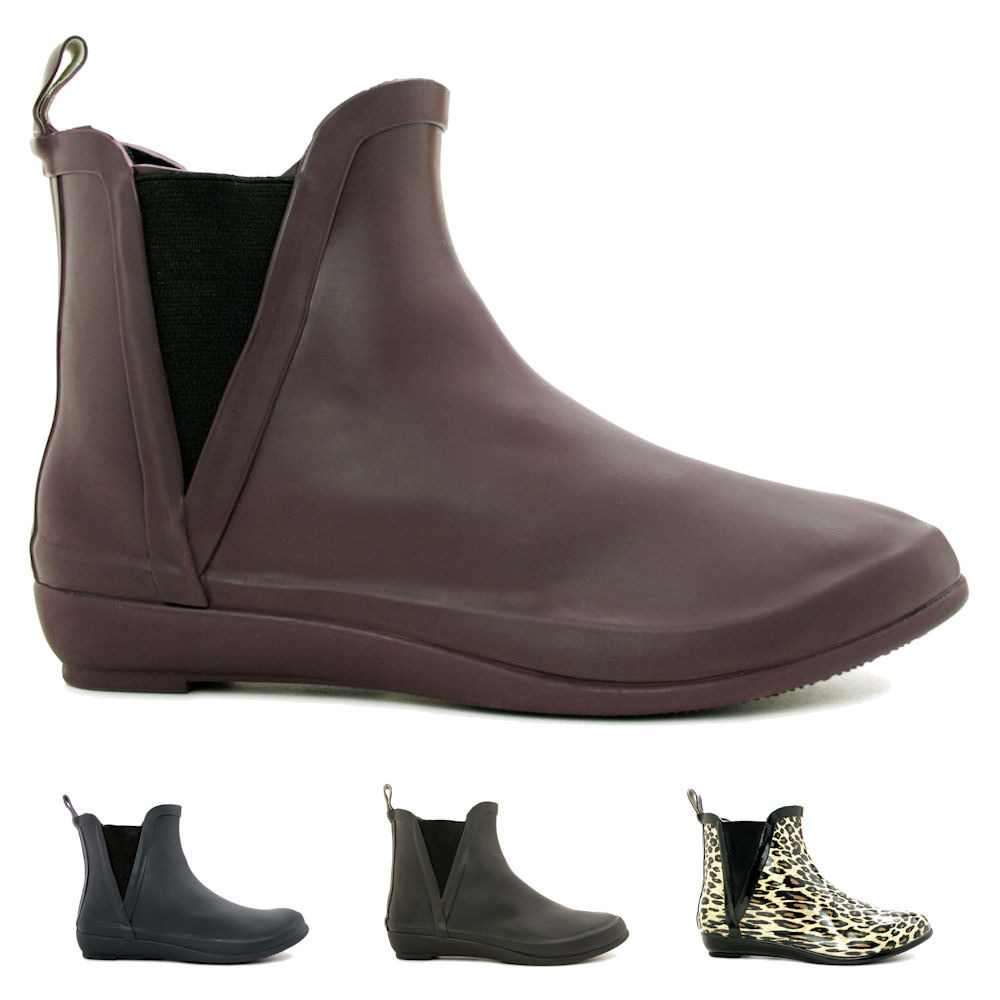 Women's Rainy Ankle Bootie