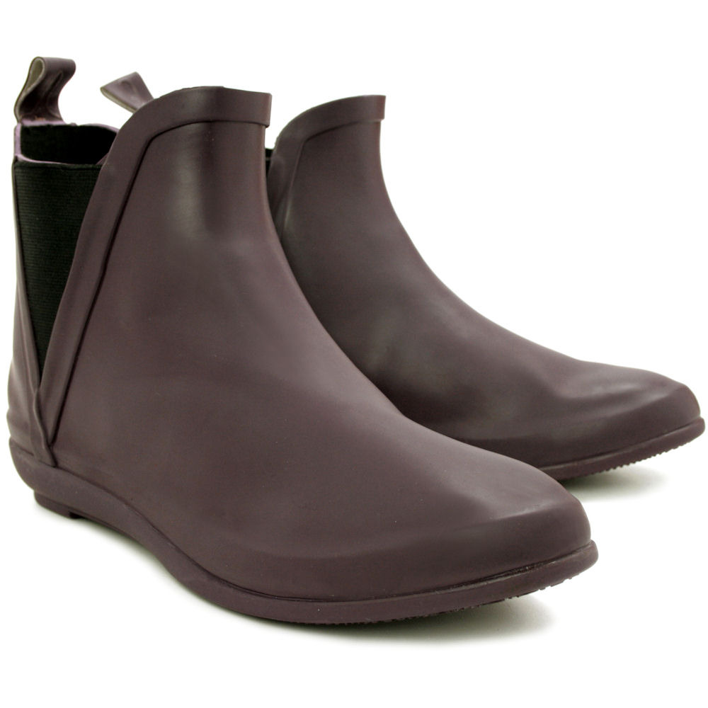 Womens Ankle Rain Boots - Cr Boot