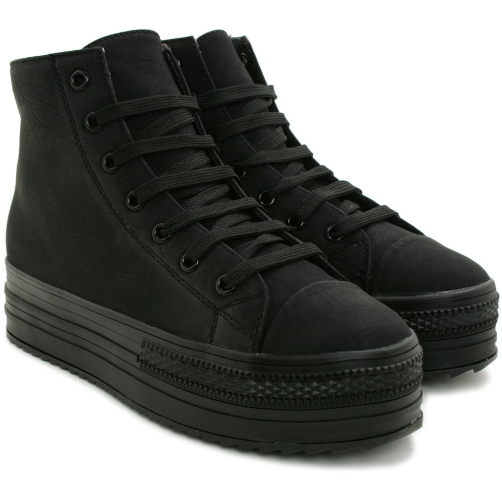 neu damen stiefeletten ankle boots schuhe flach schn r. Black Bedroom Furniture Sets. Home Design Ideas