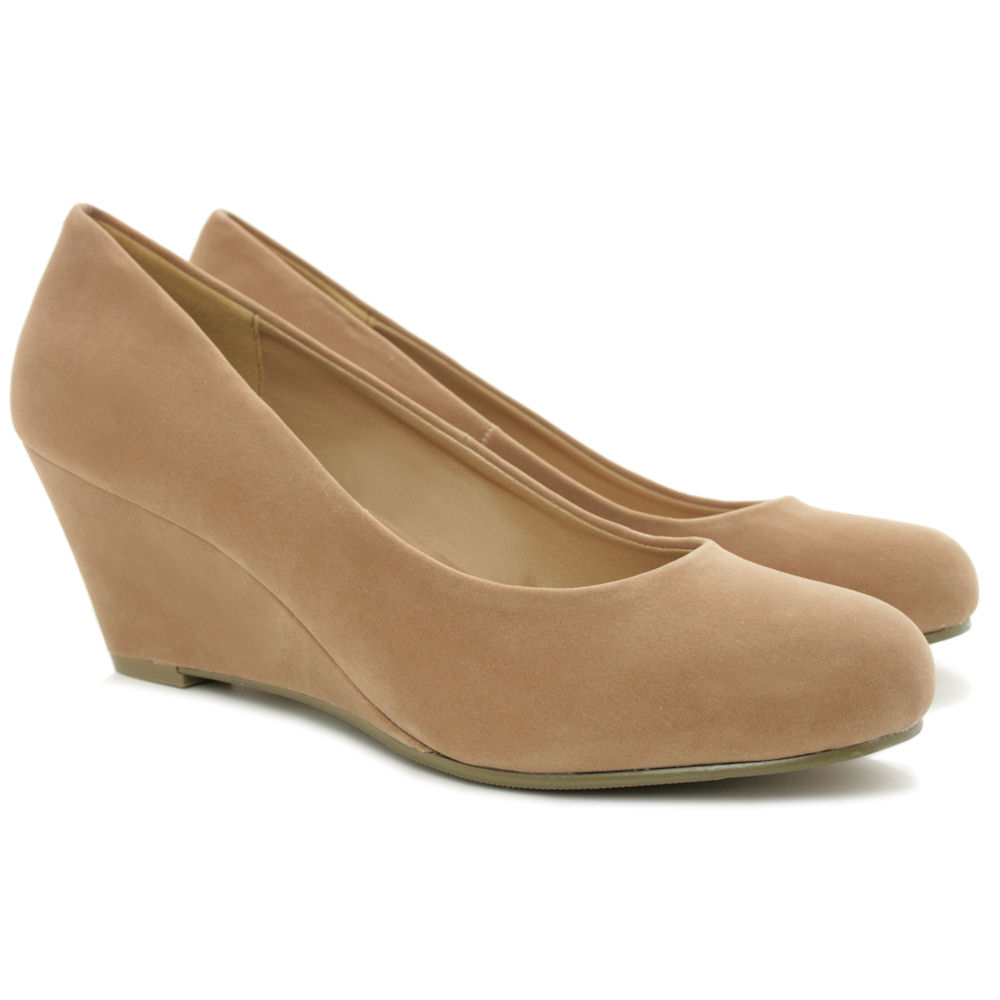 Womens Wedge Heel Shoes
