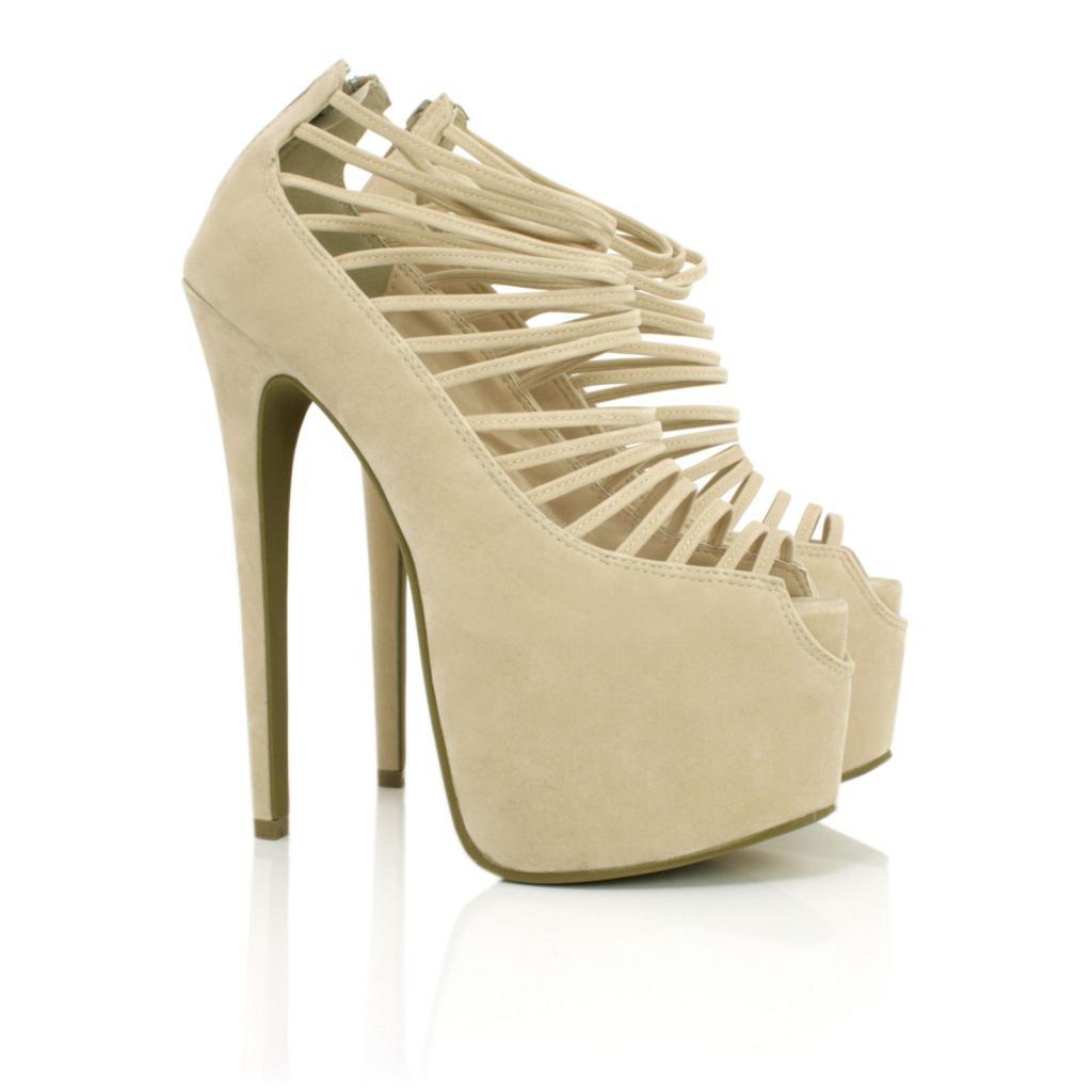 cream platform heels heels zone