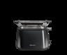 View Item Hotpoint TT22MDBK0 2 Slice Toaster Variable Browning 850w Black Finish