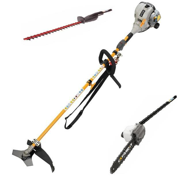 ryobi rbc30sesa 30cc brushcutter strimmer hedge trimmer pruner kit ahf03 apr04 ebay. Black Bedroom Furniture Sets. Home Design Ideas