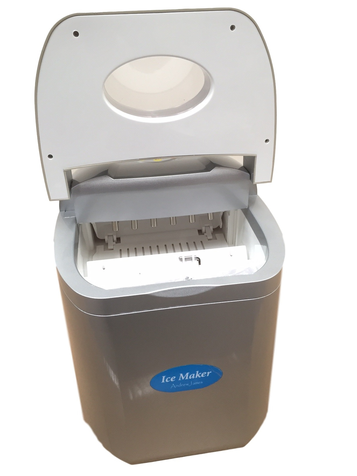 Andrew James Compact Countertop Ice Maker : Andrew James Counter Top Ice Cube Maker Machine - ideal for partys and ...