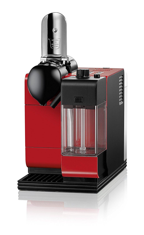 delonghi en520 r lattissima nespresso 19 bar pump coffee machine 1l 1300w red ebay. Black Bedroom Furniture Sets. Home Design Ideas