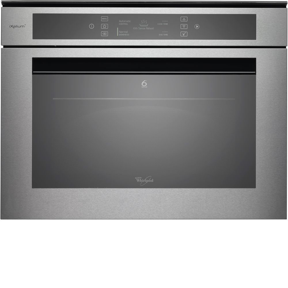 Built In Combi Microwave Oven And Grill: Whirlpool Fusion Built In Stainless Steel Combi Microwave