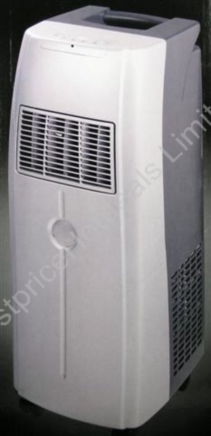 Description: Slimline unit the smallest air conditioner on the market this beauty will cool a room of max 35 sq m with an A efficiency rating.