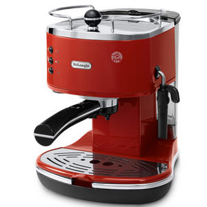 *WOW* DeLonghi Icona ECO310R Pump Espresso Coffee Machine Red Preview
