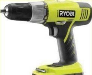 *WOW* Ryobi LDD1802 Cordless Compact Drill Driver 18v Preview