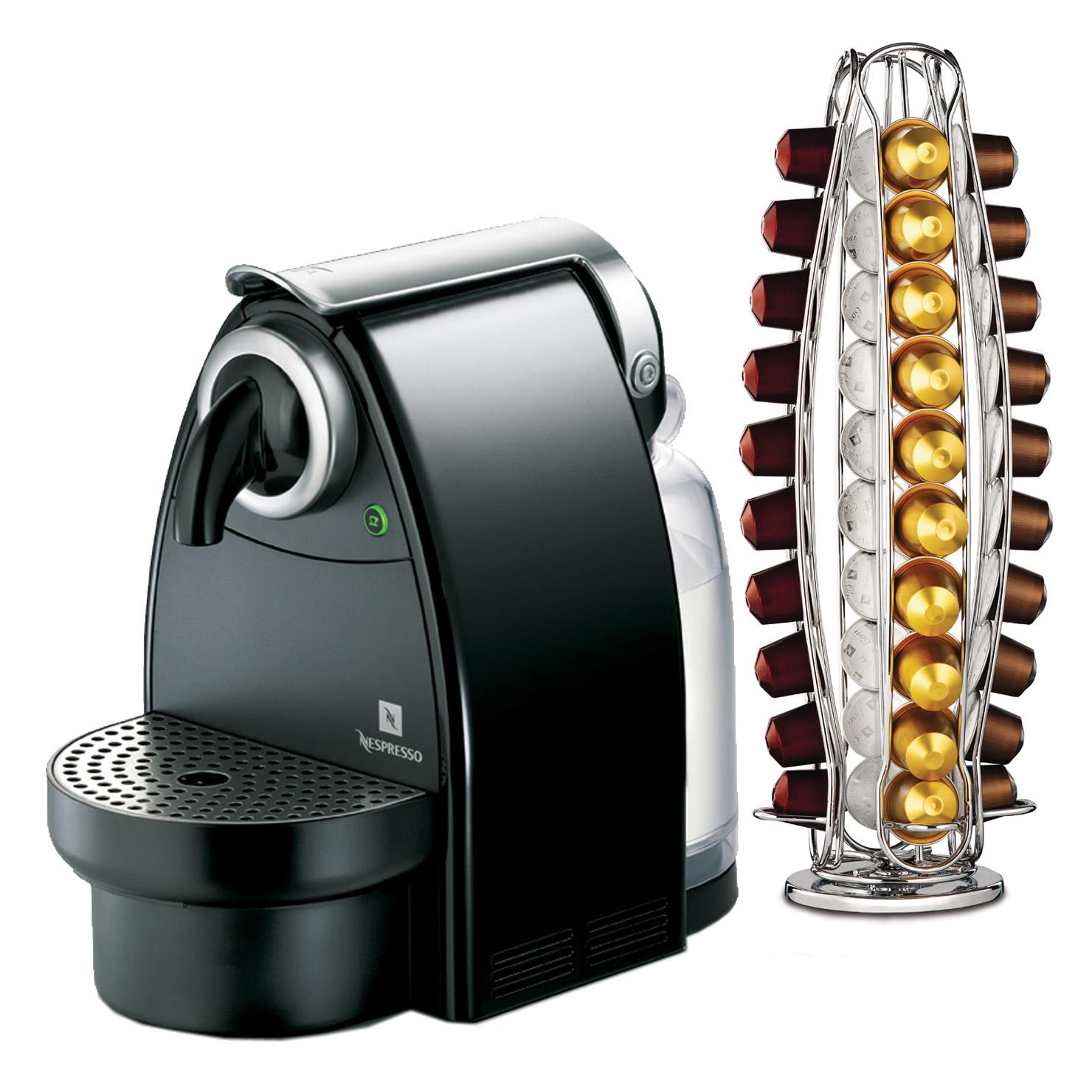 krups nespresso xn212010 essenza automatic espresso coffee. Black Bedroom Furniture Sets. Home Design Ideas