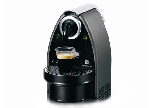 krups nespresso xn2125p4 essenza auto espresso coffee machine titanium xn2125 buy online. Black Bedroom Furniture Sets. Home Design Ideas