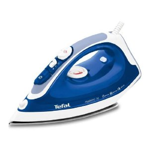 *WOW* Tefal FV3770 Maestro Anti Scale Steam Iron 2.3kW 300ml Water Tank Blue Enlarged Preview