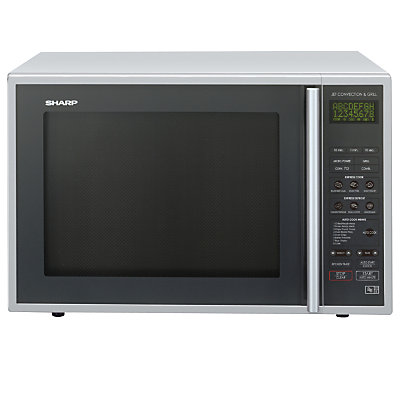*WOW* Sharp R959SLMA Combination Microwave Fan Oven with Grill 40 Litres Silver Enlarged Preview
