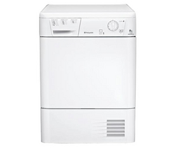 *BRAND NEW* Hotpoint TCM580P Condenser Tumble Dryer White 8Kg  Enlarged Preview