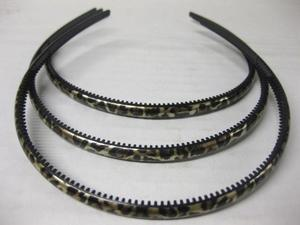 3-x-BLACK-ZEBRA-LEOPARD-YOU-CHOOSE-7mm-NARROW-ALIVE-BAND-TIARA-HAIR-HEADBAND-J1