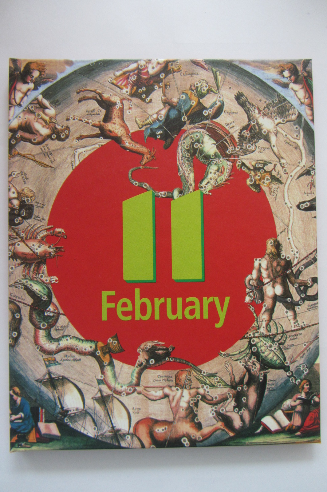 FEBRUARY-BIRTHDAY-BOOK-ANY-DATE-PRESENT-GIFT-UNUSUAL-1st-29TH-CHRISTMAS-HARDBACK