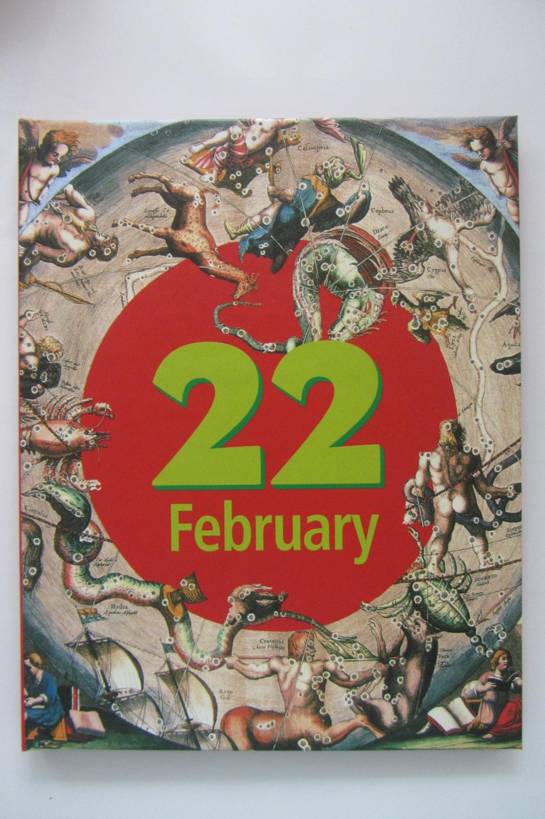 FEBRUARY-BIRTHDAY-BOOK-ANY-DATE-PRESENT-GIFT-UNUSUAL-1st-29TH-CHRISTMAS-HARDBACK