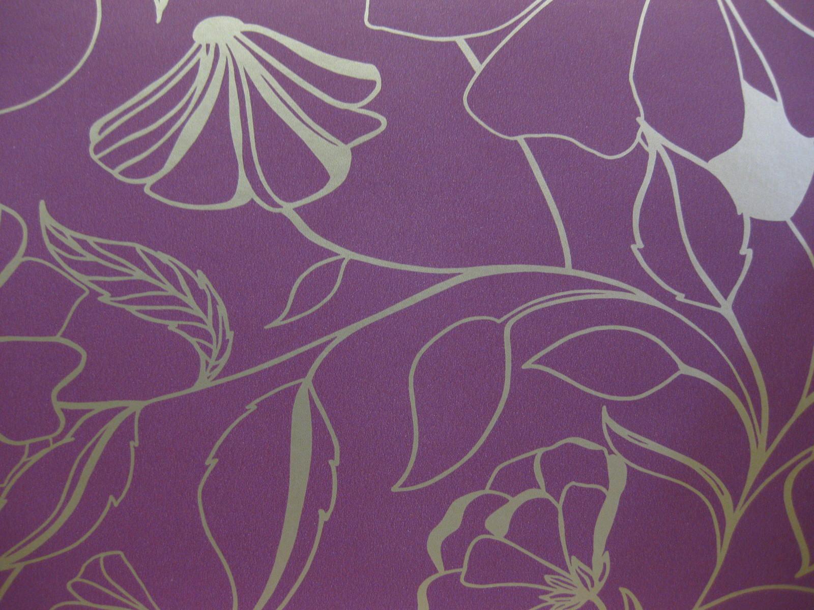 Aubergine Wallpaper 2017 Grasscloth Wallpaper