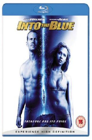 Into The Blue - Jessica Alba, Paul Walker - New DVD Enlarged Preview