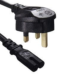 View Item UK Figure 8 Plug (PS2/Xbox)