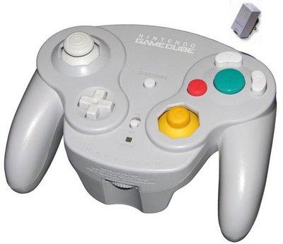 View Item Gamecube Wavebird Controller (Wii Compatible)