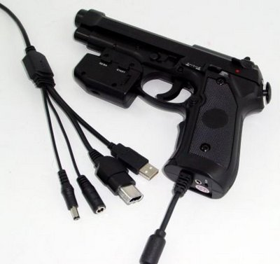 View Item LCD Topgun (Plasma/Projector/LCD/CRT Light Gun)