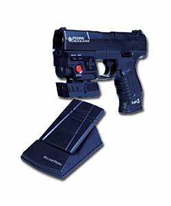 View Item Logic 3 Laser Blaster Light Gun & Pedal (PS2)