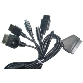 Spider RGB Scart Cable (Xbox, PS2, PS1, PS3, GC, DC, SNES)