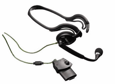 View Item Xbox One Live Official Microsoft Communicator Headset