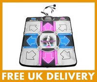 Deluxe Dance Mat (Wii/PS2/PS3/PS1/XBox/PC/GC)
