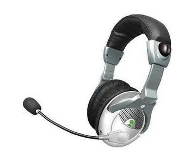 View Item Xbox 360 Live Headset Ear Force X3 (Turtle Beach)