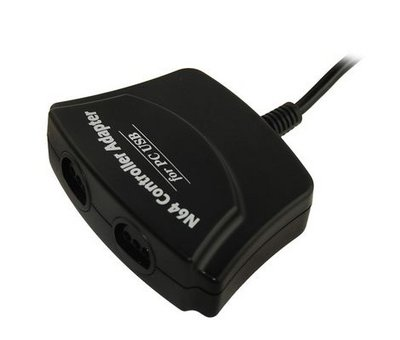 View Item N64 to PC USB Controller Adapter