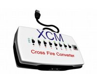 XCM Cross Fire Converter (PS3 to Xbox 360 Controller Adapter)