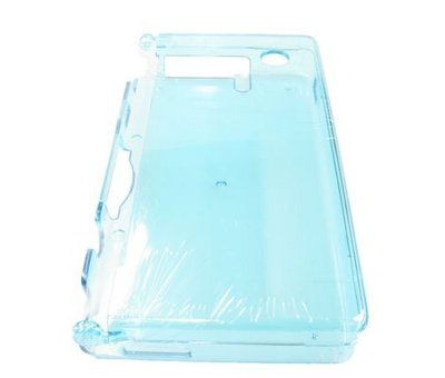 View Item NDSi Blue Crystal Case