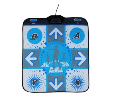 View Item 5 in 1 Dance Mat Wii/GC/PS2/PS3/PC