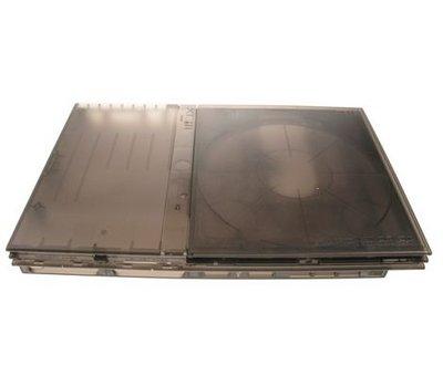 View Item XCM PS2 Slimline Replacement Shell (Smoke Black)