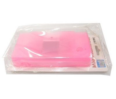 View Item Silicon Case for NDSi (Pink)