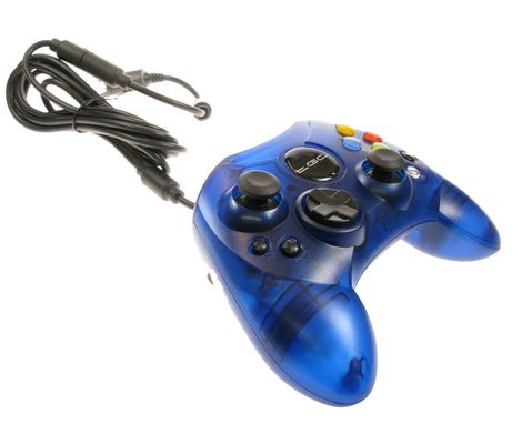Xbox One Crystal Blue Controller Preview
