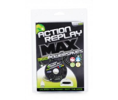 View Item Xbox 360 Action Replay Power Saves