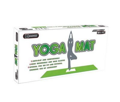 View Item Wii Fit Yoga Mat