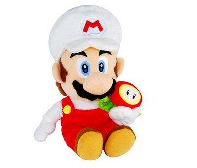 View Item Super Mario Galaxy Toy Plush (Fire Mario)