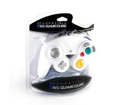 View Item GameCube Controller (White)