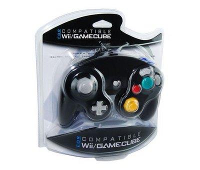 View Item GameCube Controller (Black)