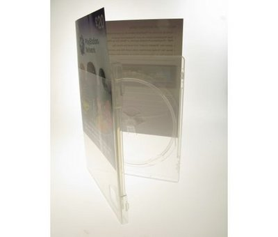 View Item Official PS3 Empty Blu-Ray Cases (x 10)