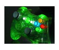 Xbox 360 Wireless Controller Shell (Halo Green)