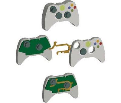 View Item Xbox 360 Intensafire Rapid Fire Kit
