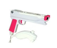 Wii Accushot Ultimate Gun (Red)